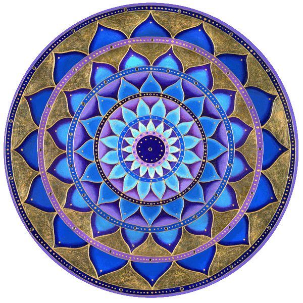 Mandalas.com--The Art of Paul Heussenstamm