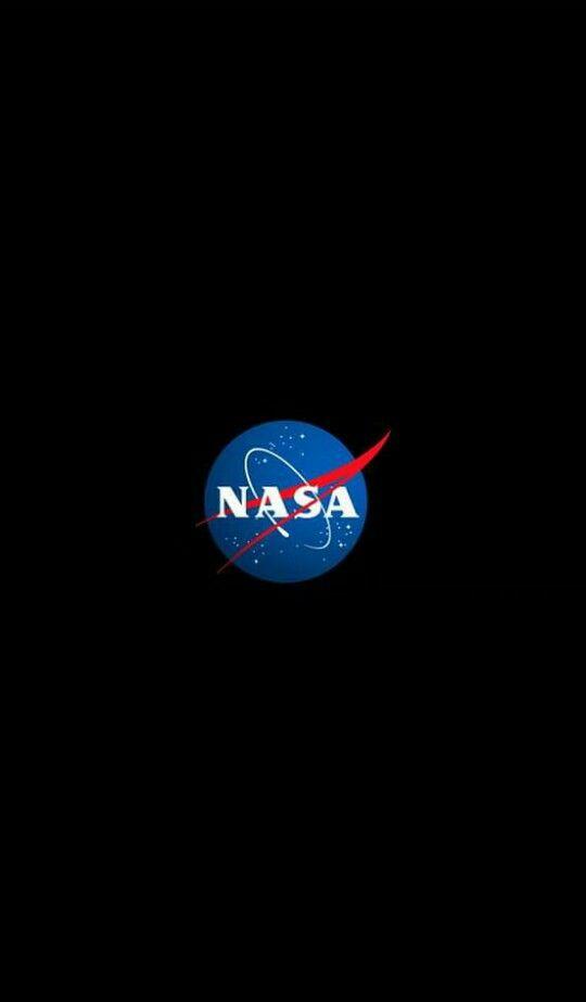 NASA Logo iPhone Wallpaper Space Town Pinterest