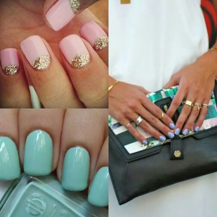7 best Hair & Beauty that I love images on Pinterest | Cute nails ...