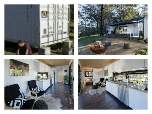 In The Box Container Homes From Better Homes Gardens Australia A Single Container Home
