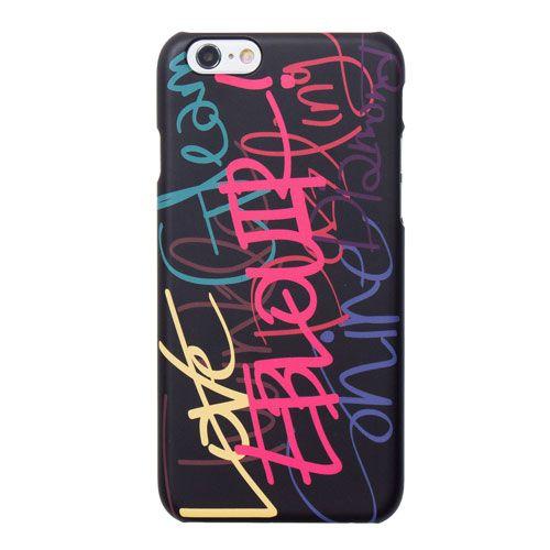 :: EBLOUIR ::Lettering hard case #eblouir,#iphonecase, #phonecase, #iphone, #iphone6, #iphone6s, #plus #style, #accessories, #best, #protective, #design, #mobile, #life