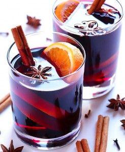 Glühwein : Ζεστό κόκκινο κρασί | Small Things