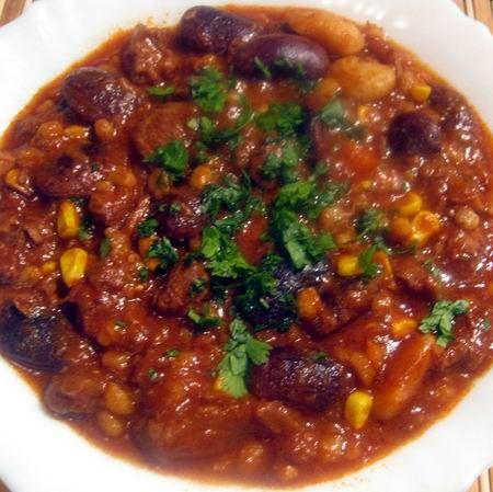 Egy finom Chilis-babos marha árpagyöngyével ebédre vagy vacsorára? Chilis-babos marha árpagyöngyével Receptek a Mindmegette.hu Recept gyűjteményében!