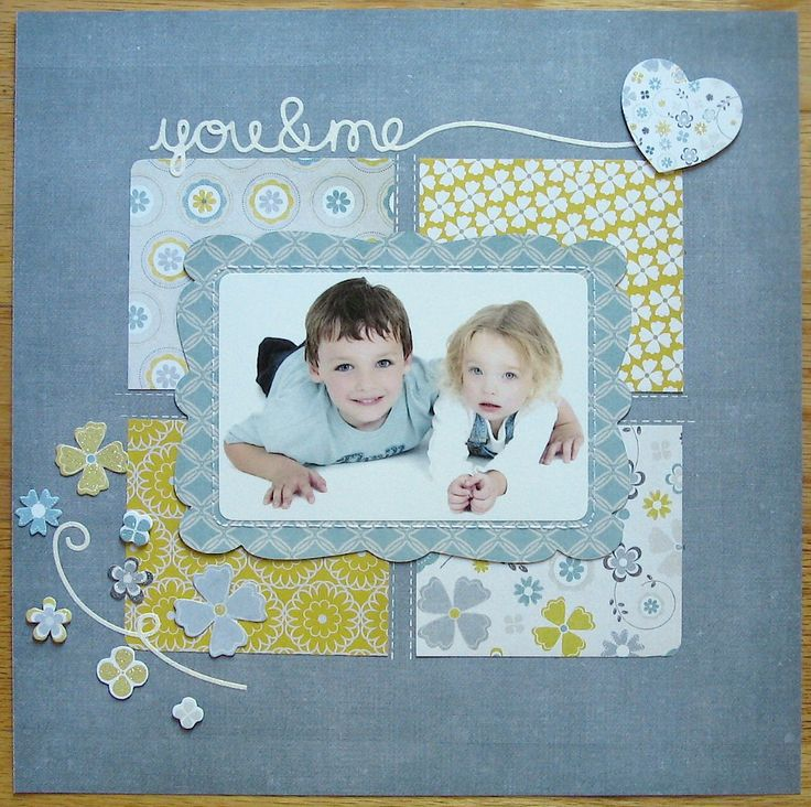 17 best images about scrapbook page layouts on pinterest simple stories studio calico and - Scrapbooking idees pages ...