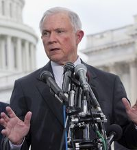 Sen. Sessions: Immigration spikes income inequality