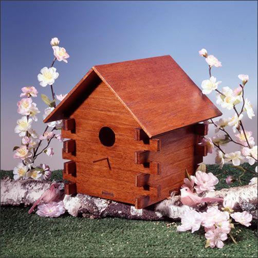 The Cottonwood Bird House