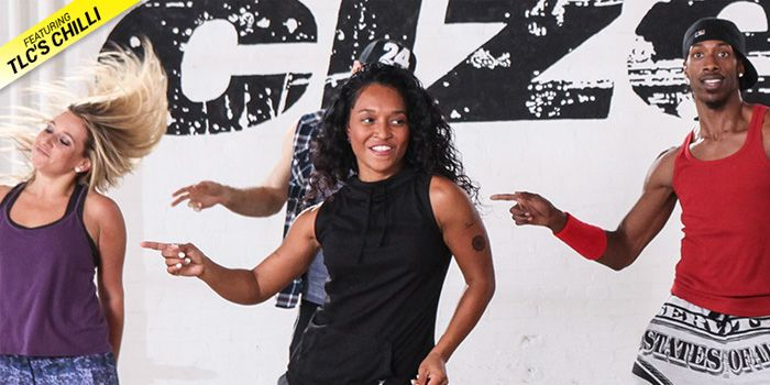 "For this brand-new CIZE workout, Shaun T has teamed up with TLC's Chilli to teach you dance moves set to the music of her new single ""Body."" ~ Interested in a personal coach? Let's connect! Send an email to ginny.toll@gmail.com and let me know a little about your goals and lifestyle! We'll work together to pick the right program for you! #GetFit2StayHealthy #CIZE #FitnessTips #Chilli"