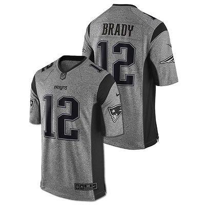 Tom Brady New England Patriots Nike NFL Gridiron Football Jersey 12 Men's Medium
