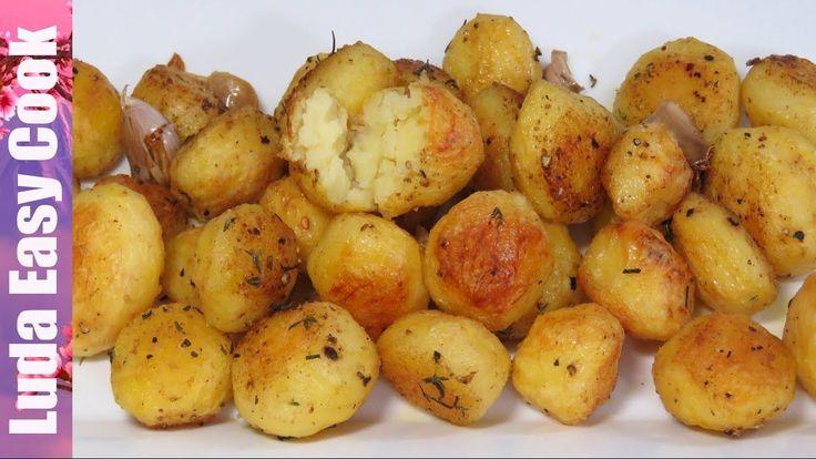 СЕКРЕТ Вкусной КАРТОШКИ в духовке рецепт - Delicious Dishes of potatoes ...