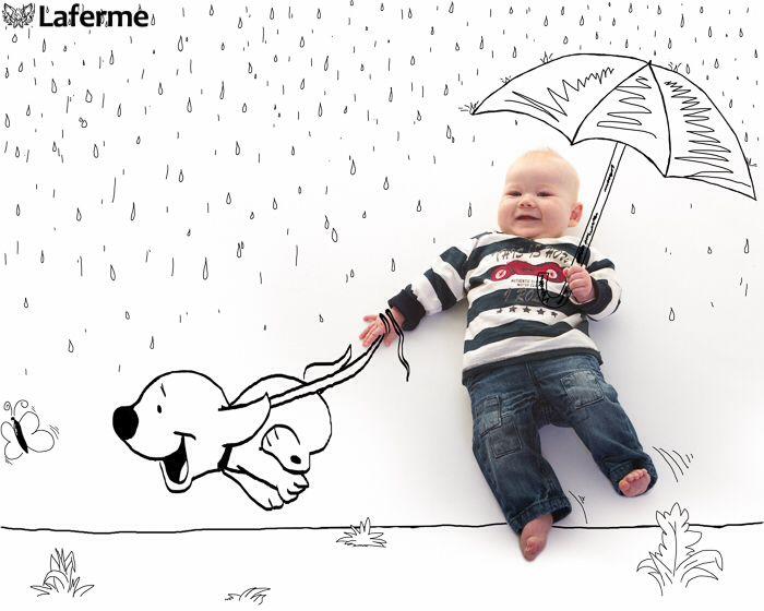 Cute baby photo fun. South Kent photographers laferme.co.uk Laferme creative Facebook