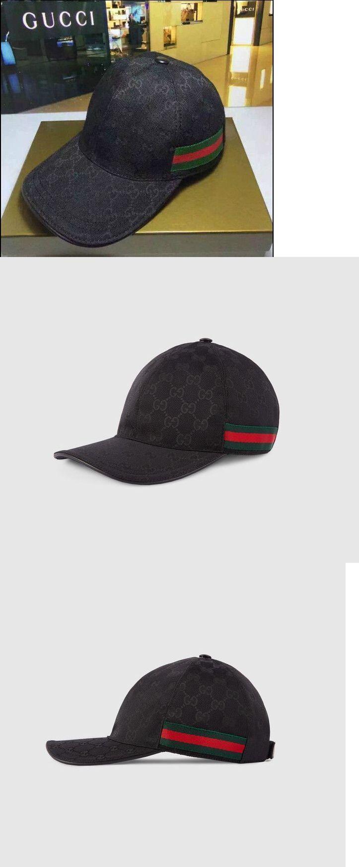0539b2e0f5748 Hats 52365  Gucci Hat Black