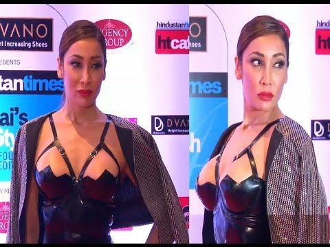 OMG ! Sofia Hayat's SHOCKING wardrobe disaster at Mumbai's Most Stylish Awards 2015.  See the video at : http://youtu.be/CVC7TkQHjrQ #sofiahayat #bollywood #bollywoodnews