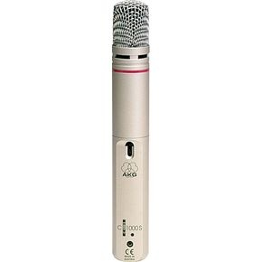 AKG C1000S. Great for recording Acoustic guitar and Electric guitar