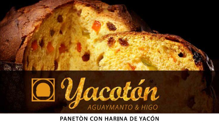 ADEX przygotowanie studentów panetón Yacon oparciu