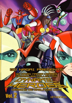 DYNAMIC HEROES DI GO NAGAI N.2
