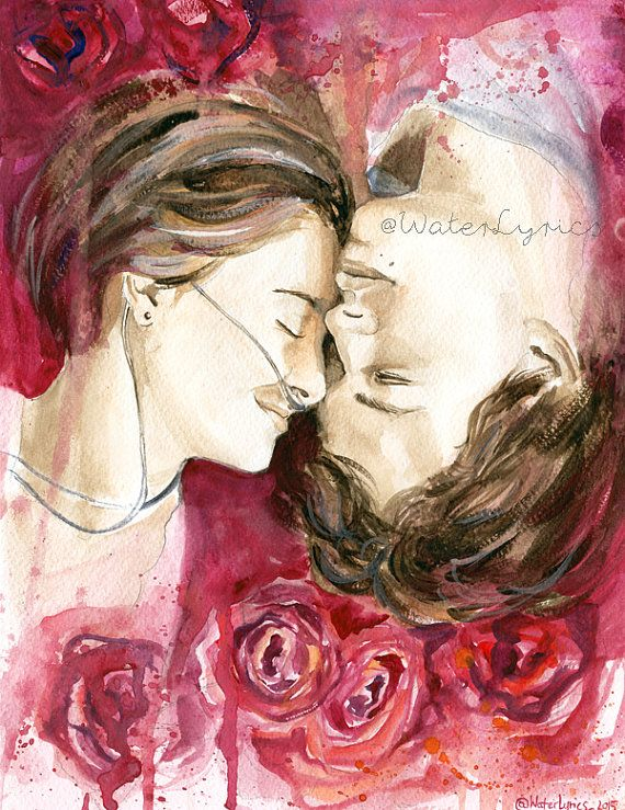 Augustus Water & Hazel Grace The Fault in Our Stars by WaterLyrics