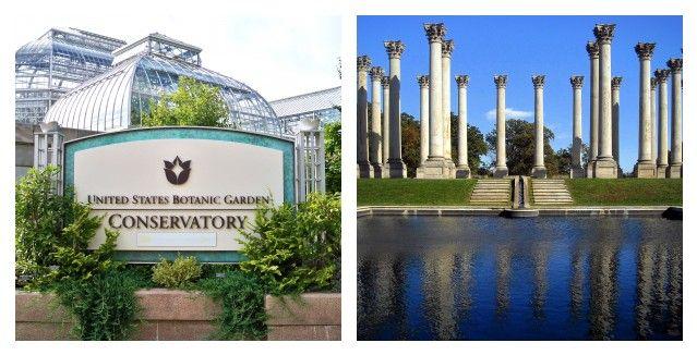 United States Botanic Garden And The U S National