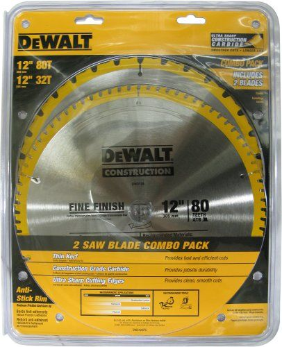 Awesome Top 10 Best Saw Blades 12 Inch - Top Reviews