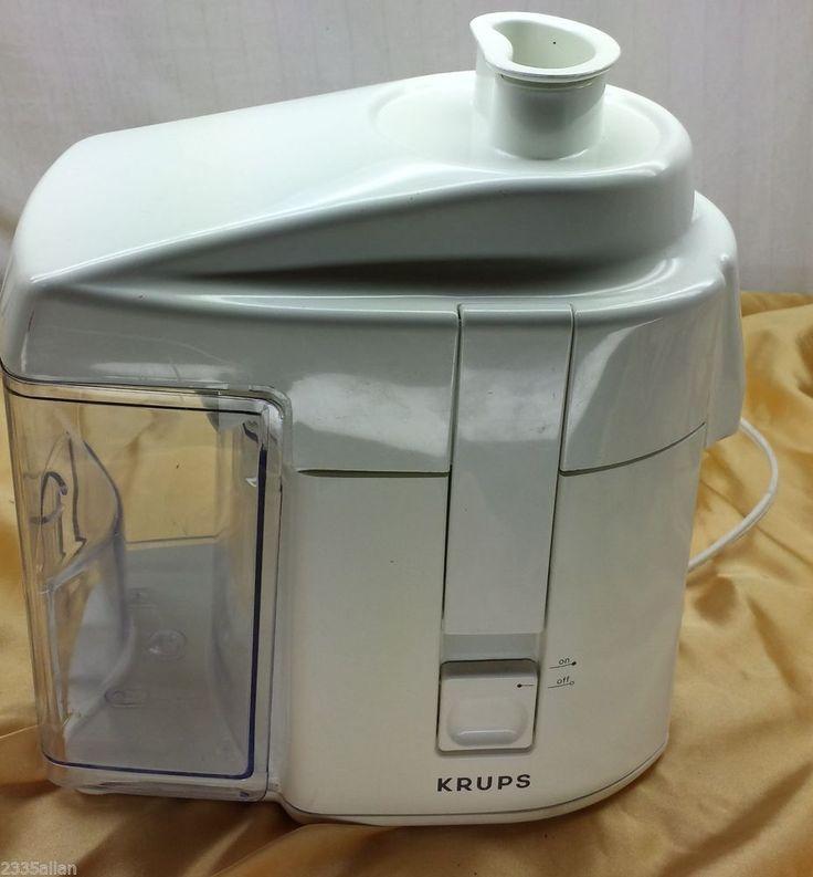 krups juicer juicer extractor 267 made in spain 245 krups 35 rh pinterest com krups juicer type 267 manual Krups Juicer Mini