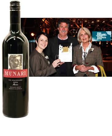 Munari Wines  Munari Wines  1129 Northern Hwy   Heathcote  VIC  3523  5433 3366
