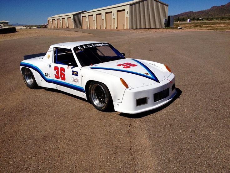 Porsche 914-6 IMSA GTU