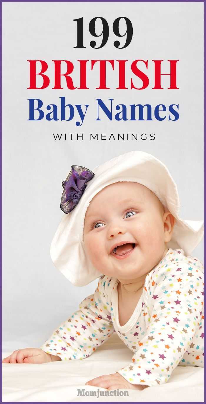 The British are famous for their royal flair, impeccable manners, and unique accent. And just like the people, even the British names have a distinct style, which makes them a step ahead of American baby names. In fact, some of the most common British names are still underused in the US.