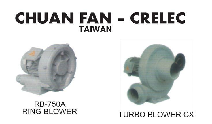 BLOWER Brand Chuan Fan Contatc projectsls@sarana-teknik.com