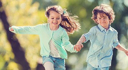 Memórias Felizes da Infância