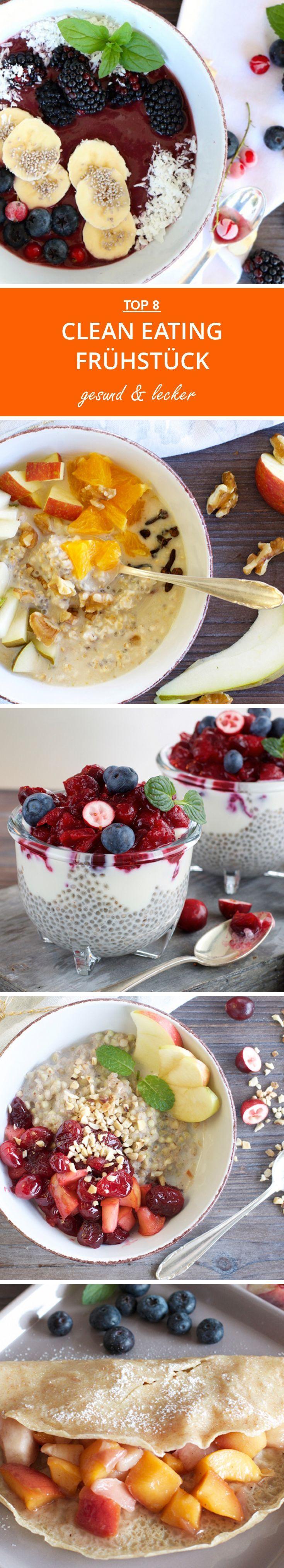 Sauberes Essen Frühstück | eatsmarter.de   – Frühstück