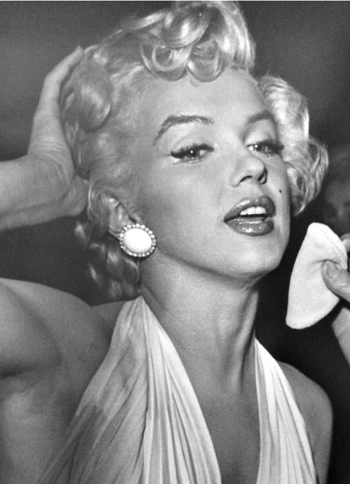 Marilyn by Bernard of Hollywood during the filming of The Seven Year Itch in September 1954.