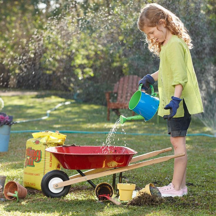 10 best gardening tools sets for kids