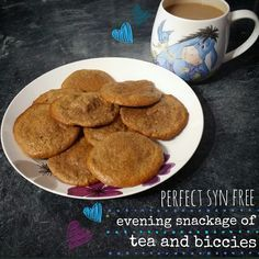 So who doesn't like a little evening of syn free biccie munching?! Not me for…