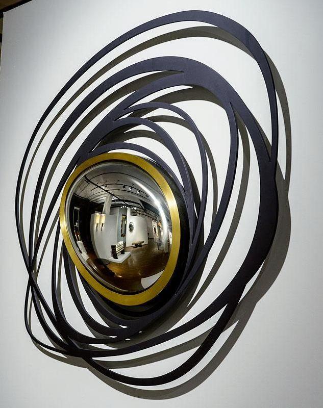 Miroir Nebuleuse designed by Hervé Van der Straeten