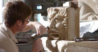 Pol Standaert - gepassioneerd beeldhouwer