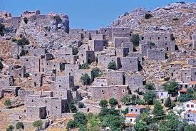 Anavatos - Chios Island Greece