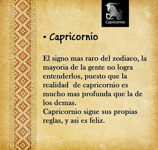 #capri #capricornio #horoscopo