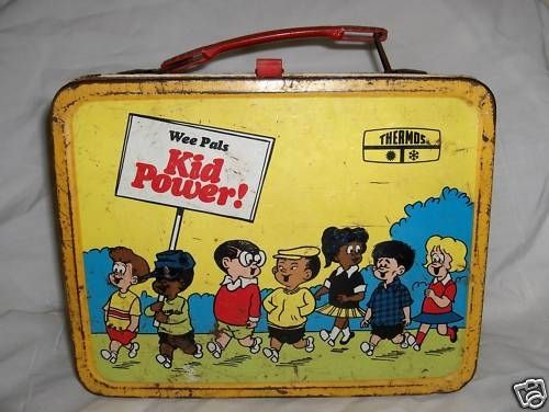 the osmonds vintage lunchbox