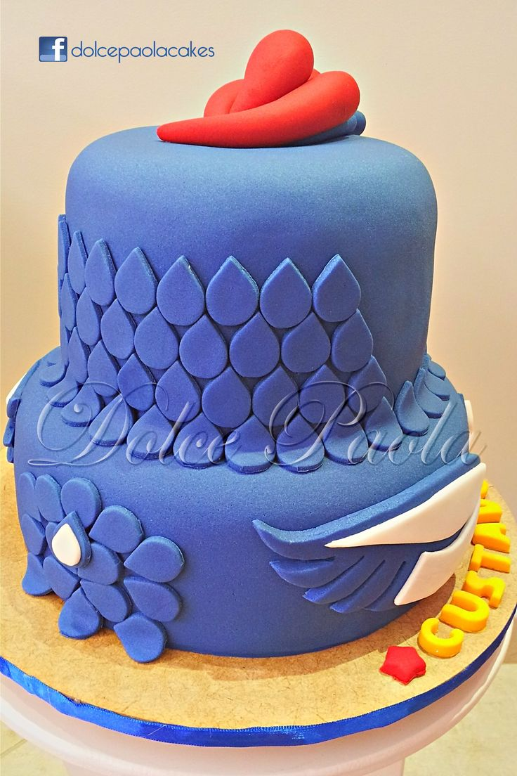 Bolo Galinha Pintadinha; Lottie Dottie Chicken cake