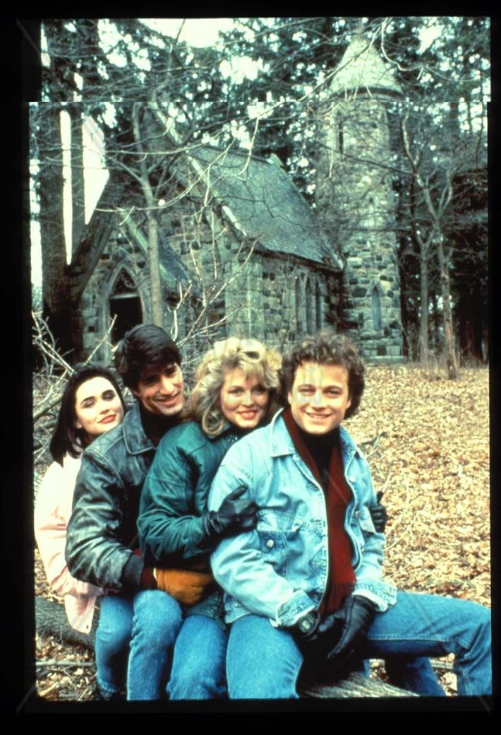 Rocky, Trucker, Trisha & Curtis