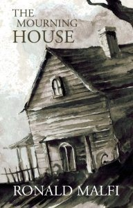 The Mourning House by Ronald Malfi~hauntingly eerie, Hitchcokian psychological adventure #horror #books
