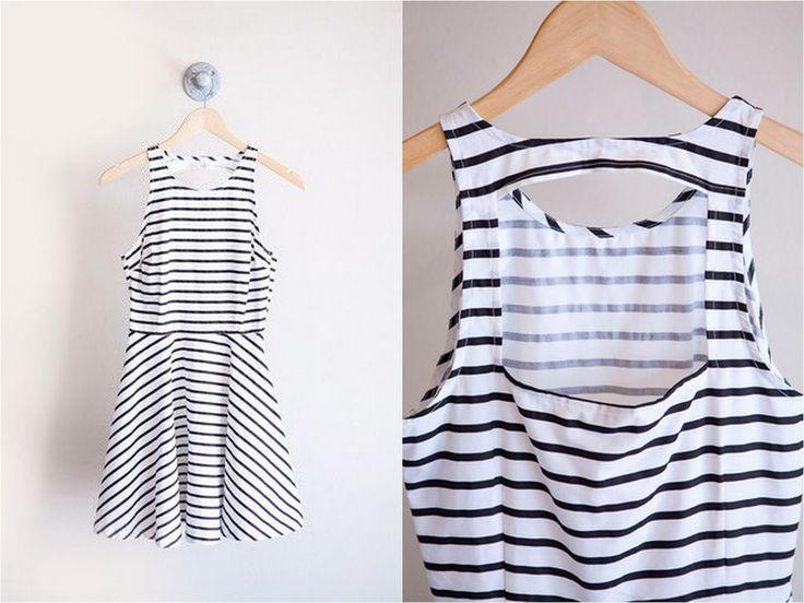 Crea / Enjoy: ritaglio fai da te di nuovo vestito esercitazione - utilizzare il vostro modello preferito!