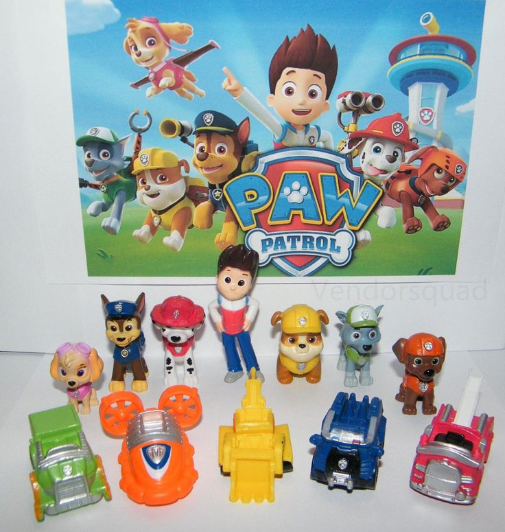 1000 Ideas About Nickelodeon Paw Patrol On Pinterest