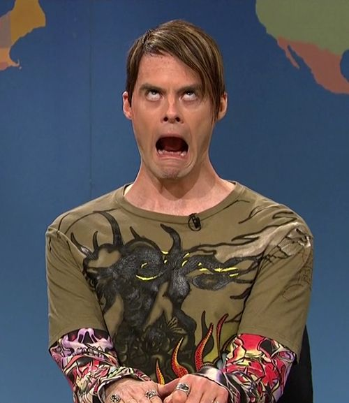 Stefon is my fave TV show character EVER!!!!!