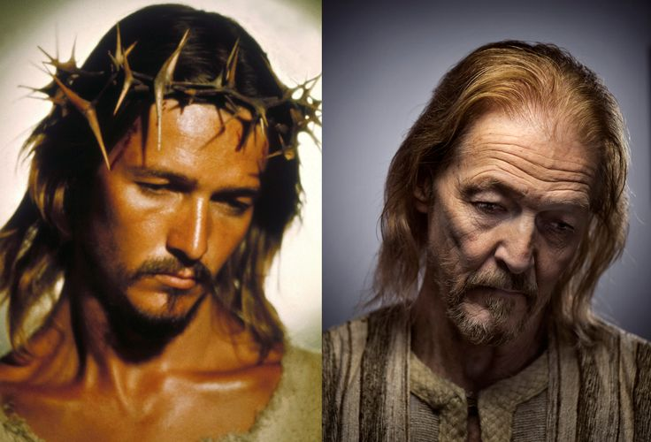 Jesus Christ Superstar (1970-1973) (Ted Neeley in 1973 and 2014)