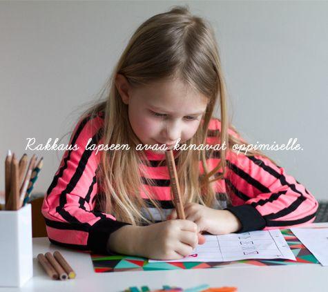 Venny 1 ja 2: visuaalisten oppimisvaikeuksien kartoitus- ja kuntoutusmenetelmä