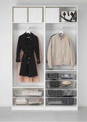 45 best dressing images on pinterest - Dressing ouvert ikea ...