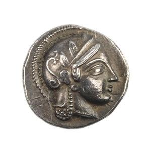 Ancient Greece, Attica, Athens, silver Drachm