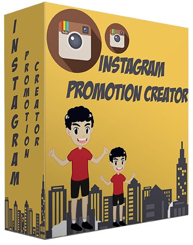 Instagram Promotion Creator