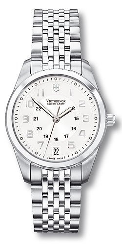 Victorinox Swiss Army Women's 241076 Ambassador Automatic Watch: Watches: Amazon.com
