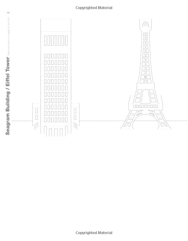 3078 best craft ideas silhouette cameo images on for Eiffel tower model template